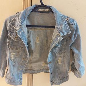 Mine size jacket